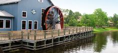 Disney's Port Orleans Resort – Riverside was inspired by rural Louisiana and is nestled alongside the picturesque Sassagoula River. You'll feel welcomed back to a time and place where everything seems to move a little slower and simple pleasures flourish like magnolia blossoms in the springtime.