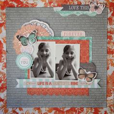 Hello everyone As usual, with the start of a new month, I've got lots of new goodies to play with from All About Scrapbooks . Scrapbook Designs, Scrapbooking Layouts, Scrapbook Cards, Book Layouts, Chasing Dreams, Make Happy, Piece Of Me, Hello Everyone, Scrapbooks