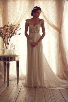 Gossamer Collection - Anna Campbell designer bridal fashion Melbourne