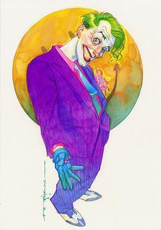 The Joker by Brian Stelfreeze