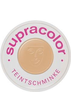 Kryolan 1002 SUPRACOLOR 30 ML Cream Make-up Cream make-up preparation. For professional make-up artists. Shading and highlighting. Makeup Kit, Makeup Tools, Beauty Makeup, Best Color Corrector, Best Foundation Makeup, Too Faced Concealer, Best Face Products, Grease, Ten
