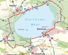 With a bike around the Steinhuder Meer- Mit dem Rad einmal rund ums Steinhuder Meer Steinhuder Meer circular route – Rad & Co. Budget Travel, Travel Tips, Travel Hacks, Cruise Tips Royal Caribbean, Luxury Campers, Diving Lessons, First Class Tickets, Acevedo, Travel Alone