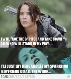 Why Hunger Games is better!