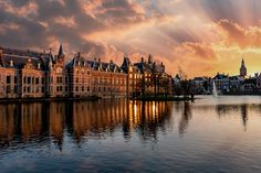 The Hague, Netherlands. brought to you by u/hellodanprice @ r/CityPorn The Hague Netherlands, Kingdom Of The Netherlands, Landscape Photography, Nature Photography, Travel Photography, Central And Eastern Europe, Great Places, Holland, World