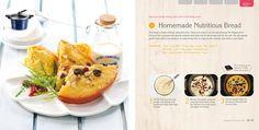 IH Vacuum Pot Recipe - Homemade Nutritious Bread Pot Recipe, Ih, Camembert Cheese, Bread, Homemade, Breakfast, Recipes, Food, Morning Coffee