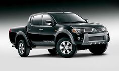 Mitsubishi Warrior Pickup