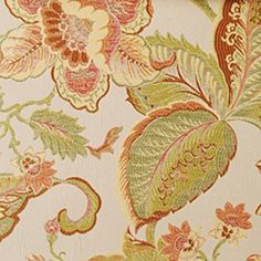Duralee Green/Melon 15316-32 Decor Fabric - Patio Lane offers a comprehensive collection of decor fabrics by Duralee. 15316-32 Green/Melon is perfect for upholstery applications. Patio Lane offers large volume discounts and to the trade fabric pricing as well as memo samples and design assistance. We also specialize in contract fabrics and can custom manufacture cushions, curtains, and pillows. If you cannot find a fabric you're looking for, you can visit our Clearwater, Florida showroom, or…