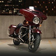 2014. Harley Davidson street glide