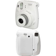 Câmera Instantânea Fujifilm Instax Mini 8 Branca