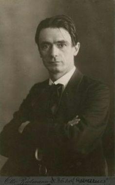 Rudolf Steiner in 1907.