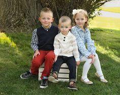 Three cuties!