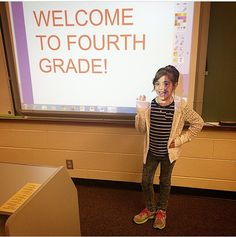 Welcome to fourth grade P tizzle!