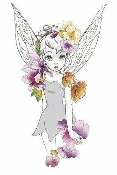 Clochette en fleur