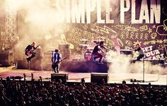 Simple Plan. This music never gets old. :)