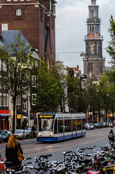 Amsterdam by CamelKW, via Flickr