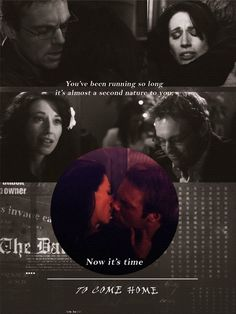 """now it's time to come home..."" Daniel & Vala. <3 <3 <3"