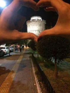 Thessaloniki, Gate, Greece, Clouds, Travel, Greece Country, Viajes, Portal, Destinations