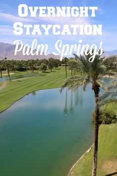 Adults need spring break too right? Pete and I sneaked away for a quick overnight staycation to Palm Springs with partner Doubletree by Hilton Hotel Golf Resort Palm Springs ...