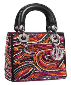 Lady Dior does tapestry