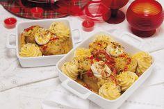 Bacalhau de Natal, conheça a receita. Uma sugestão fácil e muito saborosa.