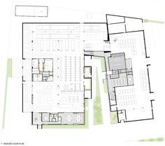 [Proj3ct | Barcelos, Portugal | Carcemal Factory] industrial architecture, graphic representation