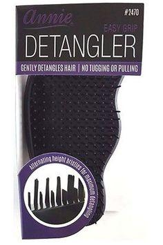 AOneBeauty.com - annie Easy Grip Detangler Brush