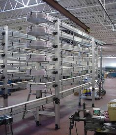 Accumulation conveyors can be very advantageous when used in medical and pharmaceutical industries. Product manufacturers can depend on the systems for their cleanliness, flexibility, and reliability.