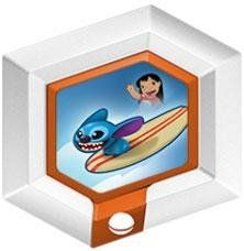 Amazon.com: Disney Infinity Series 2 Power Disc Hangin' Ten Stitch with Surfboard [10 of 20]: Video Games $1.99