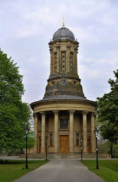 Saltaire Church - Bradford, Yorkshire England