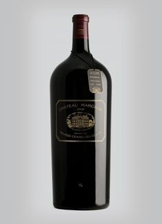 World's most expensive wine goes on sale. A bottle of 12-liter Balthazar of 2009 Chateau Margaux for $195,000.