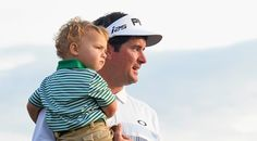 Bubba Watson added a second green jacket last April; now he and his wife Angie are in the process of adding another child to the Watson clan.