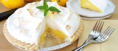 Lemon meringue pie  Een frisse citroentaart met meringue. Een klassieker uit de Engelse keuken en heerlijk in de zomer.  http://www.smulweb.nl/recepten/1016556/Lemon-merinque-pie