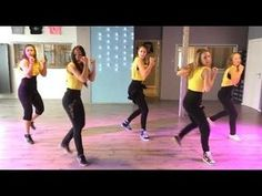 Zumba dance workout for beginners step by step l Zumba dance workout music l Fitness Choreography - YouTube