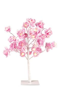 Buy Pink Rose Tree Lamp online today at Next: Rep. of Ireland
