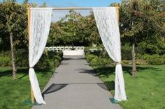<p>BDC-03</p> Perfect for you ceremony.   Hang from a freestanding frame or bamboo wedding arch.