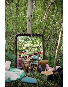 Mariage  Idees Deco De Jardin Denichees Sur Pinterest