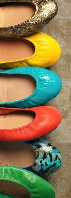 Gorgeous Tieks ballet flats for fall http://rstyle.me/n/hk7h6nyg6