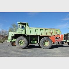 Terex rock truck supplier worldwide | Used Terex 3309 haul trucks for sale - Savona Equipment