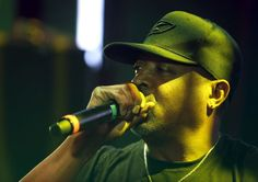 Public Enemy's Chuck D performs at the Doritos stage during SXSW on Thursday March 14, 2013. Click through for our gallery from Ricardo B. Brazziell.