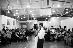 A first dance that touched all of their loved ones | Anika London Photography