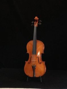Here we are....violin is ready!