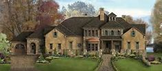country dream home