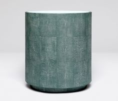 """Accent Furniture   Made Goods Cara side table 21.5""""d x 25""""h"""