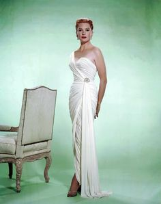 Old Hollywood Stars, Hooray For Hollywood, Vintage Hollywood, Hollywood Glamour, Hollywood Actresses, Classic Hollywood, Actors & Actresses, Deborah Kerr, Divas