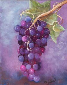 Grape Painting