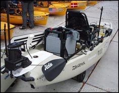 Fishing in Salt Water Kayak Bass Fishing, Canoe And Kayak, Kayak Camping, Best Fishing, Fishing Boats, Fishing Stuff, Kayaks, Hobie Kayak, Kayak Paddle