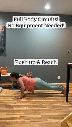 Excersise Band Workout, Tabata Workouts, Butt Workout, Jump Squats, Lunges, Full Body Circuit, Side Plank, Jumping Jacks, Workout Videos