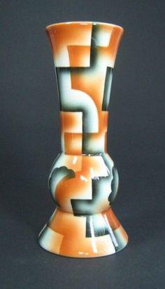 T&H Colditz vase