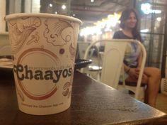New delhi C.P chaayos, tea