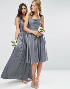Discover the latest fashion & trends in menswear & womenswear at ASOS. Shop our collection of clothes, accessories, beauty & Latest Fashion Clothes, Latest Fashion Trends, Fashion Online, Grey Bridesmaid Dresses, Wedding Dresses, Asos Wedding, Asos Online Shopping, Beauty, Collection